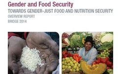 Gender & Food Security - Towards Gender-Just Food & Nutrition Security
