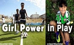 Girl Power in Play - Power of Girls' Involvement in Sports
