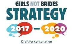 Girls Not Brides 2017-2020 Strategy Draft - Call for Input