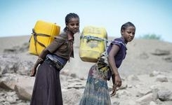 How does climate change affect girls rights?