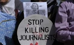 Important for safety, security, rights, justice, dignity of women in media all over the world