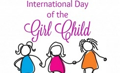International Day of the Girl Child, 11 October 2019