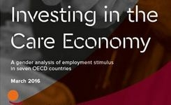 Investing in the Care Economy – Gender Analysis of Employment Stimulus in 7 OECD Countries