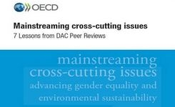 Mainstreaming Cross-Cutting Issues - Advancing Gender Equality & Environmental Sustainability