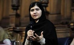 Malala Yousafzai & Kailash Satyarthi Are Awarded the Nobel Peace Prize