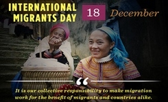 Migrant Women & Girls - UN Convention - Film of the Risky Migrant Journey from Central America to the USA