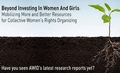 Mobilizing More & Better Resources for Collective Women's Rights Organizing