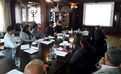 Обука за аниматори и фацилитатори од Ромската заедница кои ќе работат на интегрираниот пристап (Социјална отчетност и Правно зајакнување)