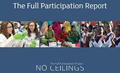 No Ceilings-Full Participation Report on Women's Progress & Challenges + 200 Million Fewer Women than Men Online