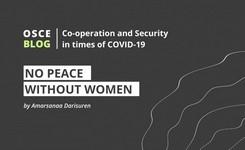 OSCE Appeal to States to Help End Gender-Based Violence