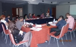 """Дводневна обука на тема  """"Стратешко застапување на случаи на прекршување на човекови права во системот на здравствена заштита"""""""