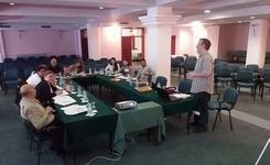 Обука за јакнење на капацитетите на граѓанските организации во однос на специфичните потреби за здравјето на жените и релевантните политики