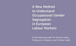 Occupational Gender Segregation in European Labour Markets - New Method to Understand