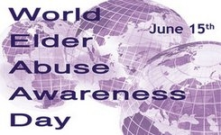 Older Persons Subjected to Abuse & Violence Daily - OLDER WOMEN - World Elder Abuse Awareness Day