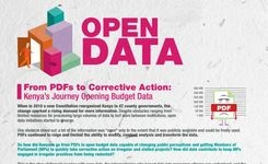Open Data #Infographic - 2 Case Studies