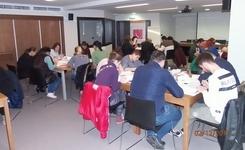 Втора обука за  параправници 01-03 декември 2017, Дојран