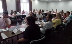 Одржана обука за параправници 9-11 јуни, Велес