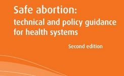 Preventing unsafe abortion