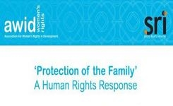 """""""Protection of the Family:"""" A Human Rights Response"""