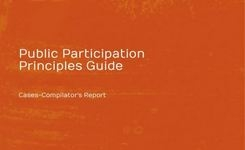 Public participation Principles Guide