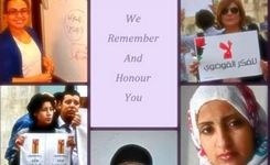 """""""Remembering:"""" A Tribute to Fallen Women Human Rights Defenders"""