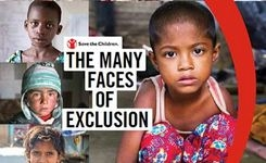 Save the Children Report 2018 - The Many Faces of Exclusion - Gender