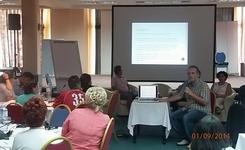 Работилница за унапредување на здравствените услуги за Ромите преку менување на негативните наративи