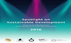 Spotlight on sustainable development 2016 & Including individual country reports – Gender