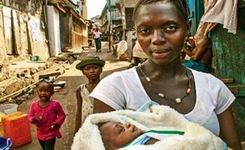 State of the World's Mothers Report 2015: The Urban Disadvantage