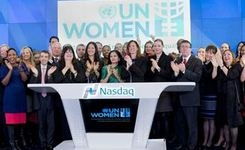 Stock Exchanges Ring Opening Bells for Gender Equality