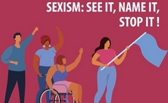 Stop Sexism - Stop Gender Stereotypes