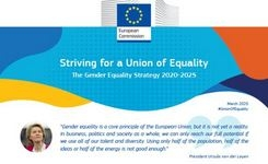 Striving for a European Union of Equality: The Gender Equality Strategy 2020-2025