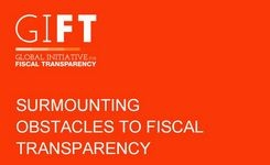 Surmounting obstacles to fiscal transparency