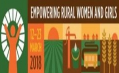 Systemic Barriers, Sustainable Development, & The Diversity of Rural Women & Girls - Zero Draft Recommendations - CSW 62
