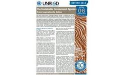 The Sustainable Development Agenda: From Inspiration to Action (UNRISD Beyond 2015 Brief No. 6)
