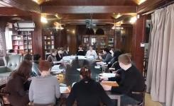 """Прес конференција и тркалезна маса на тема """"Граѓанските организации известија за напредокот на полето на родова еднаквост и дискриминација врз жената пред соодветниот Комитет на ООН во Женева"""""""