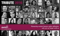 Tribute to Women Human Rights Defenders Who Are No Longer With Us - AWID