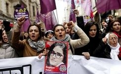 Turkey – Street protests across Turkey after woman killed for allegedly resisting rape