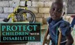 UN Sec-General's Special Representative on Violence Against Children Adds Her Voice to the Campaign to End Violence Against Children with Disabilities