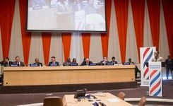 UN 'barbershop' conference aims to dispel stereotypes, promote gender equality
