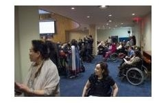 UN deputy chief urges action to reduce exclusion and discrimination of persons with disabilities