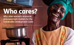 Why Older Women's Economic Empowerment Matters for the Sustainable Development Goals