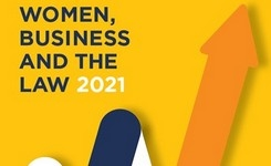 Women, Business & The Law 2021 - World Bank