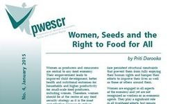 Women, Seeds & the Right to Food for All