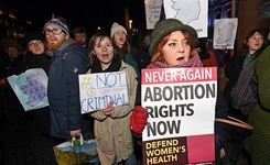 Women Speak Up Against an Archaic Abortion Law in Northern Ireland