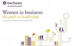 Women in Business - The Path to Leadership