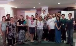 """Обука за јакнење на капацитетите на граѓанските организации од Република Македонија за """"Здравство и буџети"""", Прв модул"""
