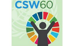 CSW 60 - UN Commission on the Status of Women 2016 - Draft Agreed Conclusions