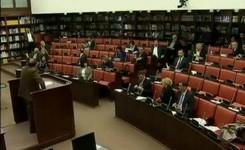 Излагање на Министерот за финансии на РМ по однос на Предлог буџетот на РМ за 2015 година на седницата на Собраниската комисија за финансирање и буџет