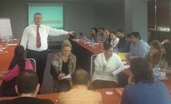 Обука за вработени и волонтери од ромските партнерските организации